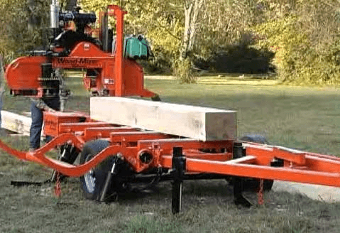 Portable Sawmill image