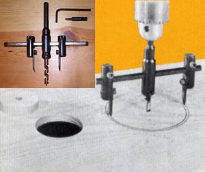 hole saw circle cutter