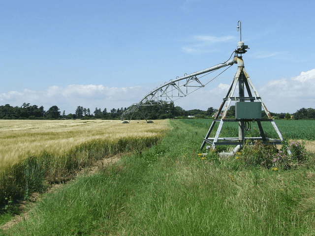Selecting center pivot irrigation systems