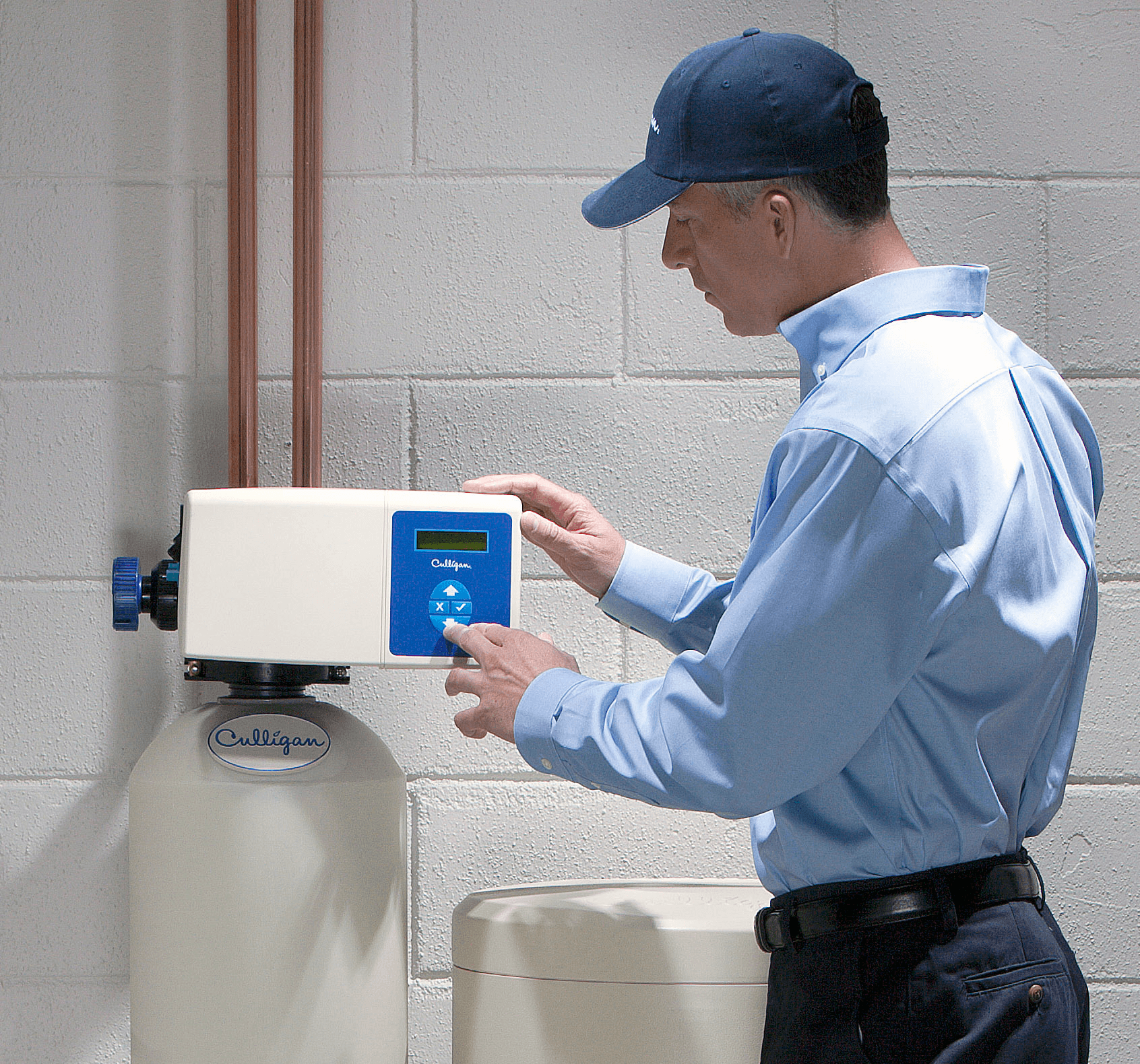 Filtration System and Filter Repair Services