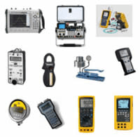 Test equipment and instrument rental services