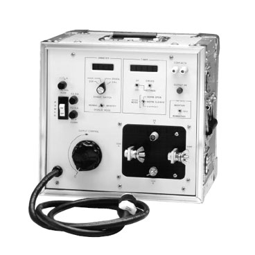Circuit breaker test set from Megger
