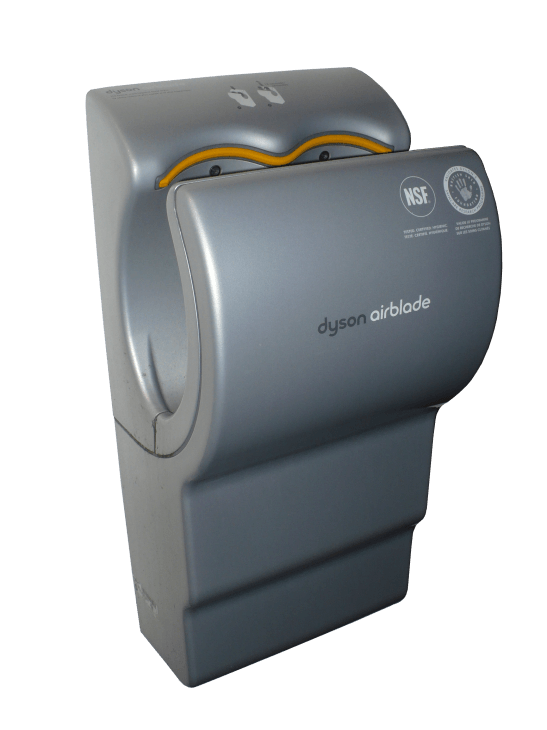 Hands-in Hand Dryer from dyson
