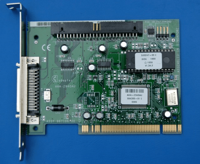 CompactPCI controller and processor
