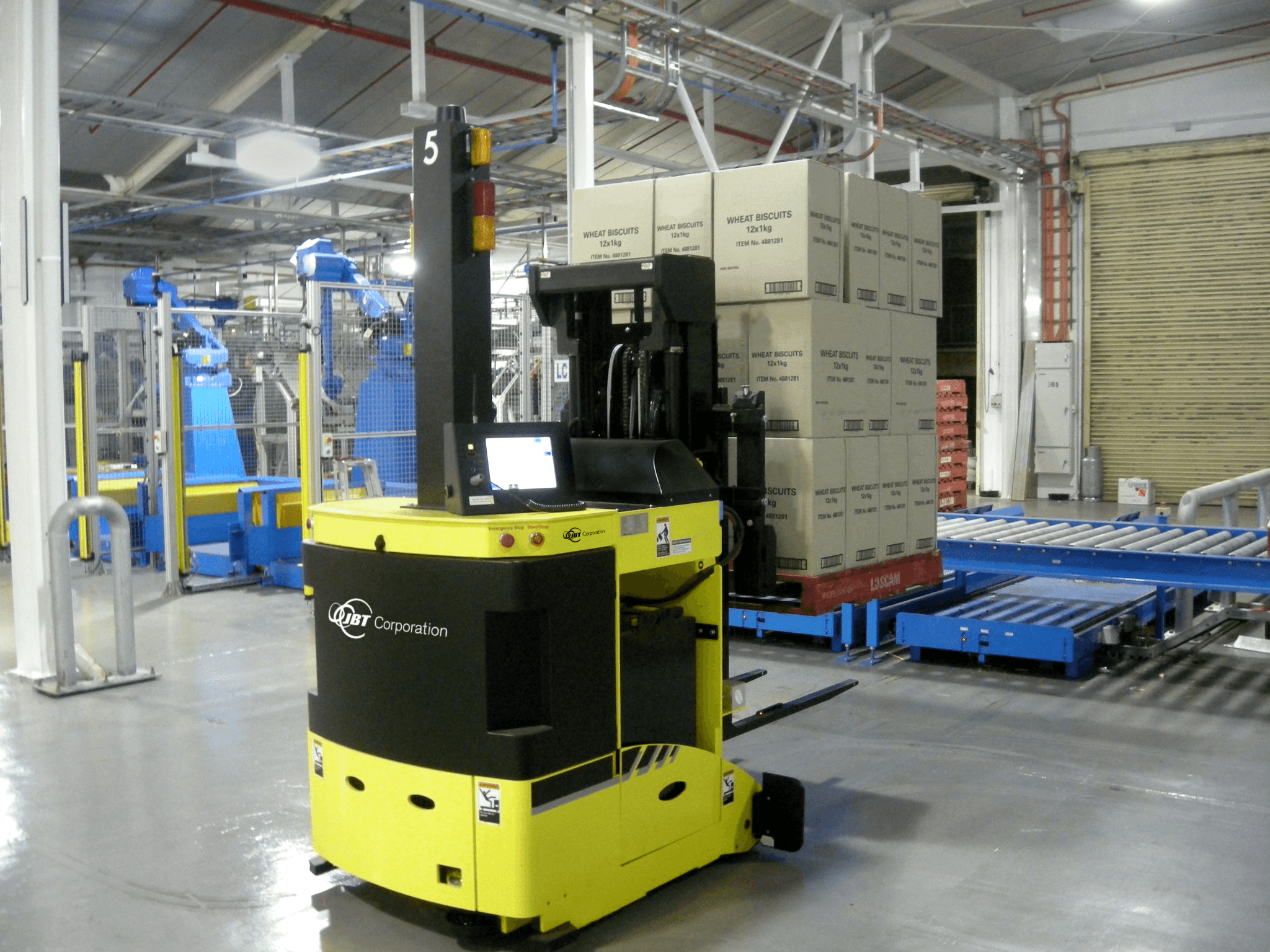 Automatic Guided Vehicles (AGV) Selection Guide   Engineering360