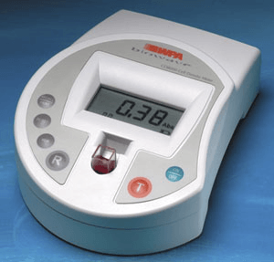 cell density meter from source