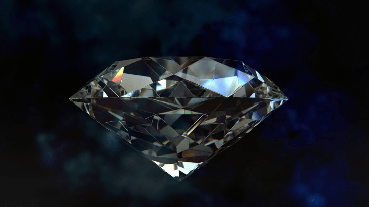 Precious diamond via Pixabay