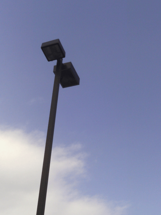 Typical street light