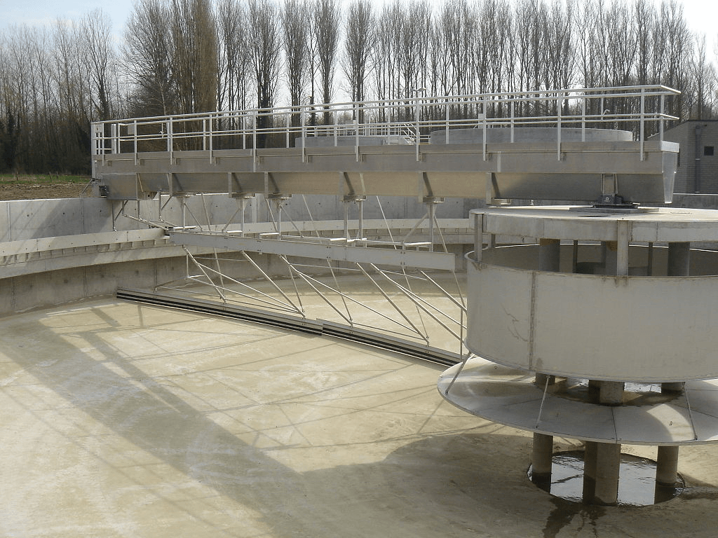 Bridge Support Clarifier from MADe