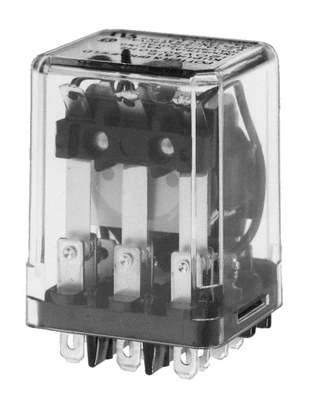 Relay Socket from Gopher Electronics