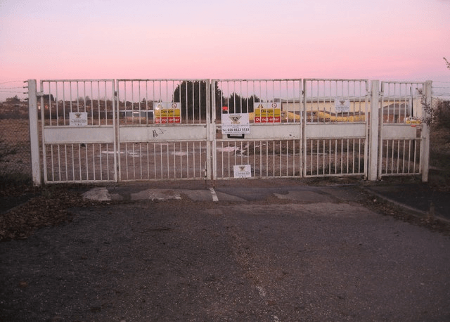 Industrial Safety Gates Selection Guide | Engineering360