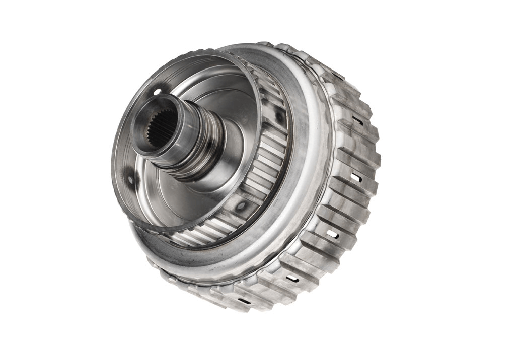 Bringing a clutch housing or hub together with a shaft or machined hub is second nature to TransForm.