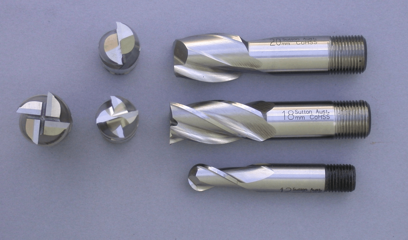 Ball nose cutter
