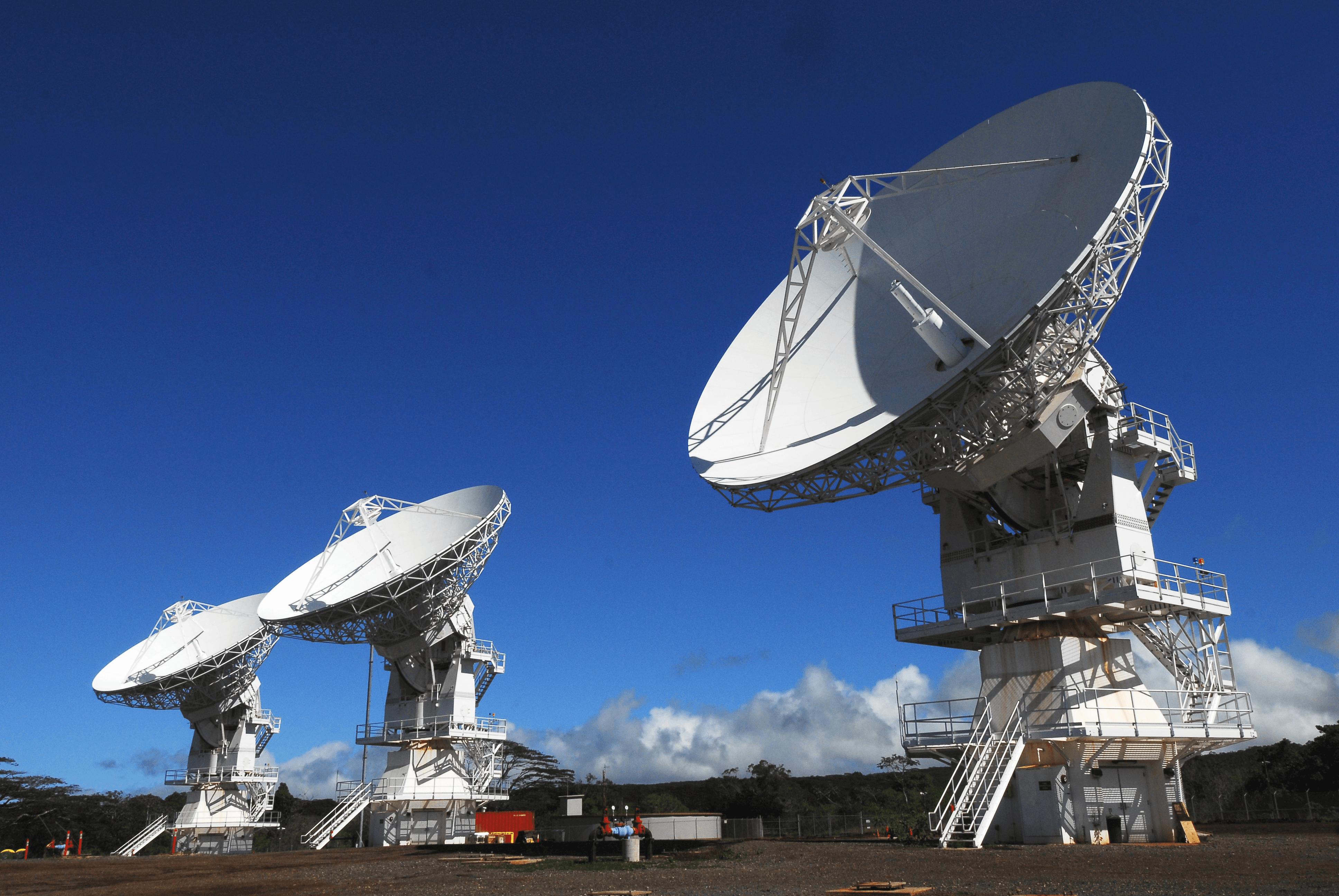 Satellite Communications Equipment Information Engineering - Satelite image