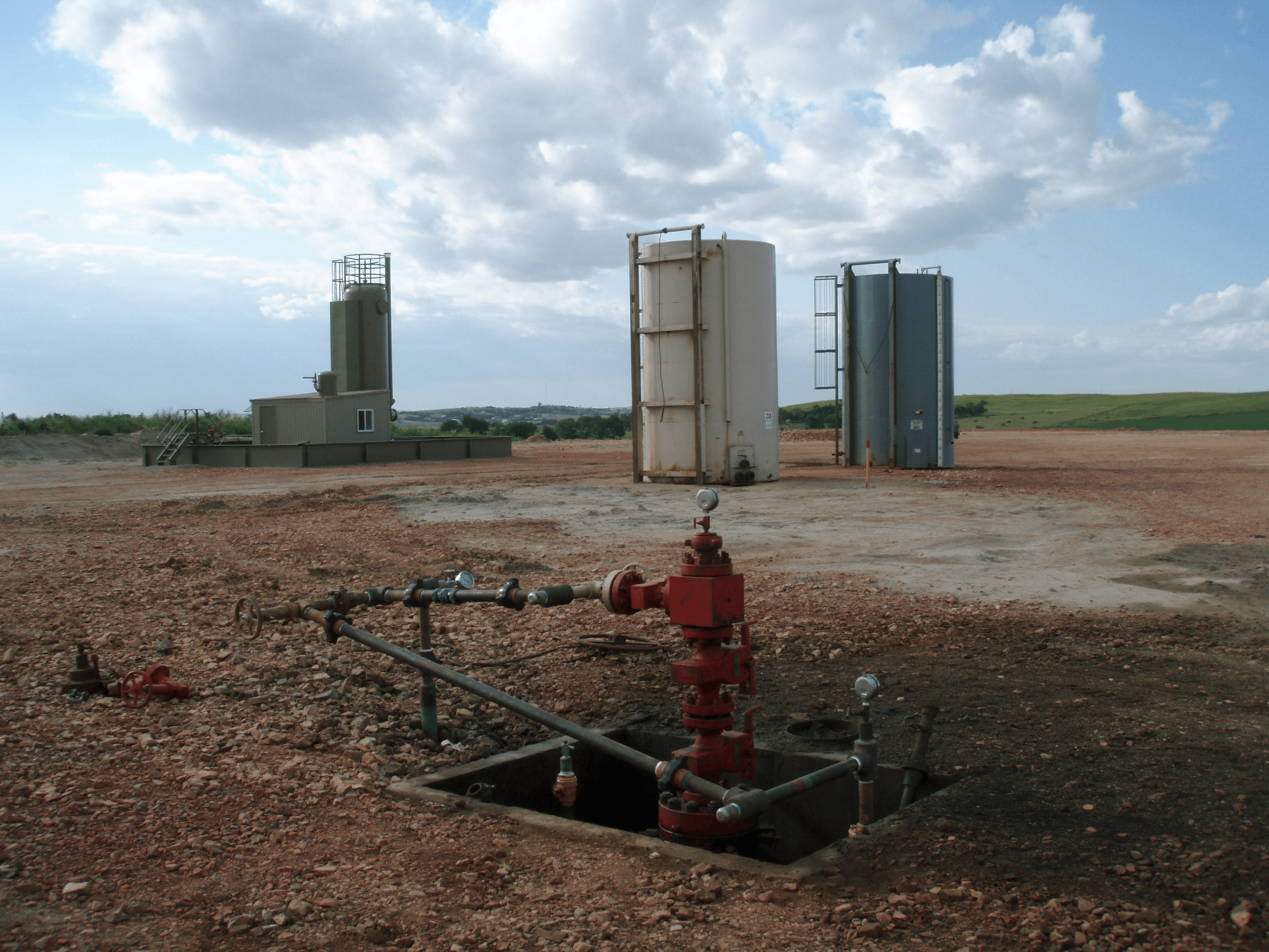 Groundwater monitoring equipment