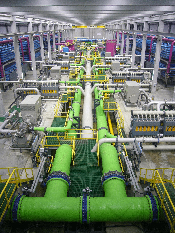 Desalination Equipment Information
