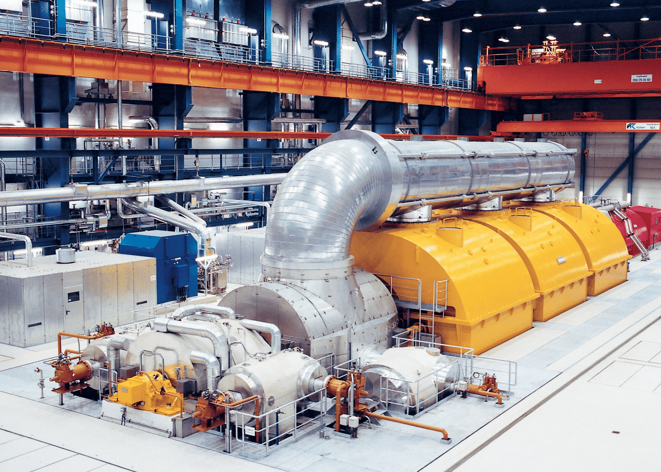 Power Generation Systems Information