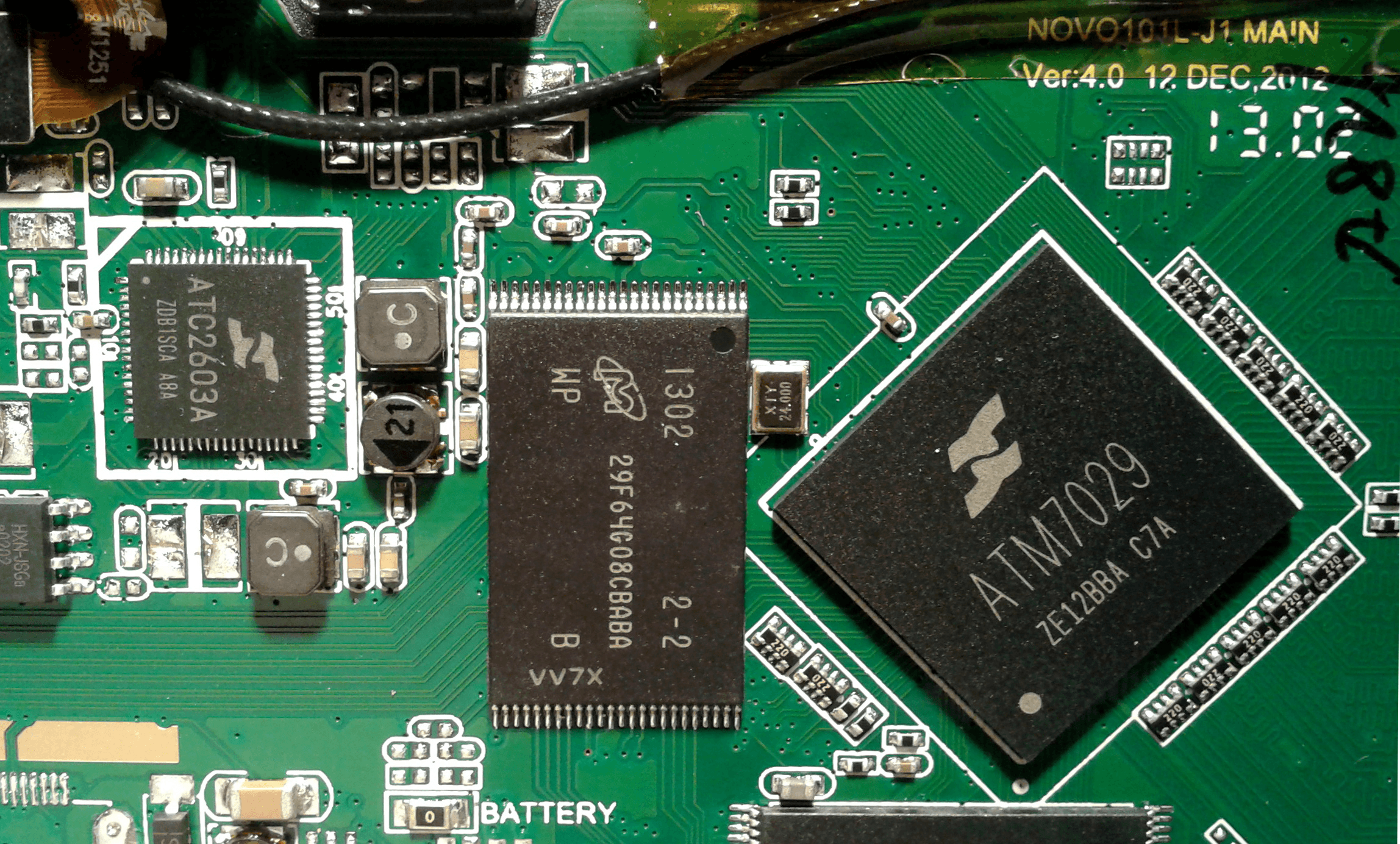 Chipsets Selection Guide | Engineering360