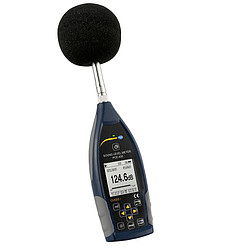 Sound Level Meters and Noise Dosimeters Selection Guide