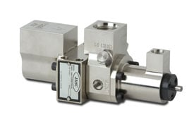 JASC - Controls- Three Way Purge Valve
