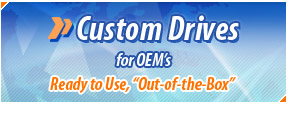 Custom Drives for OEM's