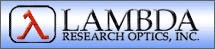 Lambda Research Optics, Inc.