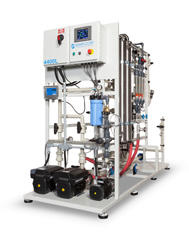 4400L Water System