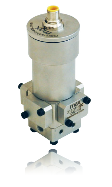 Max Machinery, Inc. -  Low Flow Meters