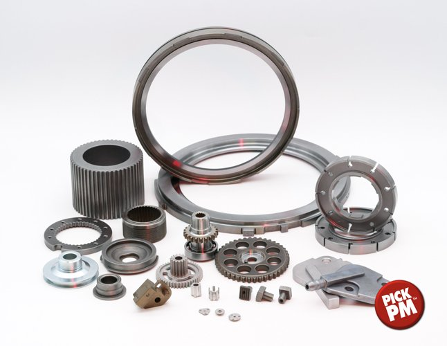 Conventional PM Components