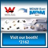 Weiss-Aug to Showcase at MD&M East 2016-Image
