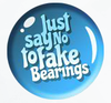 One fake bearing could break your business.-Image