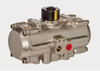 DynaQuip Controls - Pneumatic Wash-down Stainless Steel Actuator
