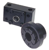 Rockford Ball Screw - Simple Angular Bearing Mounts (BM Bearing Mounts)