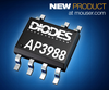 Mouser Electronics, Inc. - Diodes Inc's AP3988 Primary Side Power Switcher