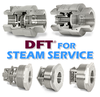 DFT Inc. - DFT® Tight Shut-off Check Valves for Steam Service