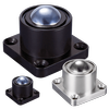 Heavy Duty '92 Series' Flange Mount Ball Transfers-Image