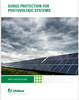 Littelfuse, Inc. - SURGE PROTECTION FOR PHOTOVOLTAIC SYSTEMS