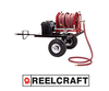 Reelcraft Industries, Inc. - Reelcraft's Self-contained Hose Reel Trailer