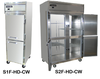 Continental Scientific - Freezers with Manual Defrost