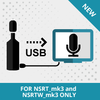 Convergence Instruments - USB Audio option for noise datalogger