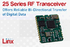 Linx Technologies - Bi-Directional Transfer of Digital Data