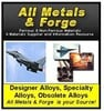All Metals & Forge Group, LLC - Aerospace Titanium Alloys Superior Quality