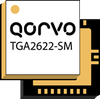 Qorvo - TGA2622-SM 9 - 10 GHz, 35 Watt GaN Power Amplifier