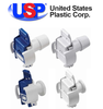 U.S. Plastic Corporation - AseptiQuik® G Connectors by US Plastic Corp