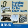 RUD Chain, Inc. - Equipment specifically tailored for the Military