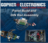 Panel Build and DIN Rail Assembly-Image