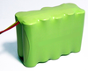 NiMH Custom Battery Pack for Military Applications-Image