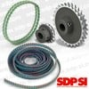Stock Drive Products/Sterling Instrument - SDP/SI - Posi-drive Belts and Sprockets from SI