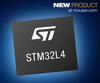 Mouser Electronics, Inc. - STMicroelectronics' STM32L4 Microcontrollers
