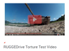 Datakey - RUGGEDrive torture test video